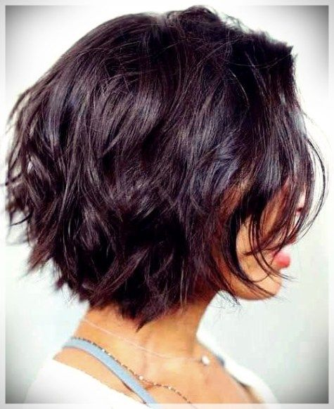 Bob Haircut Trends 2019 39 Short And Curly Haircuts Short Hairstyles For Thick Hair Haircut For Thick Hair Short Hair With Layers