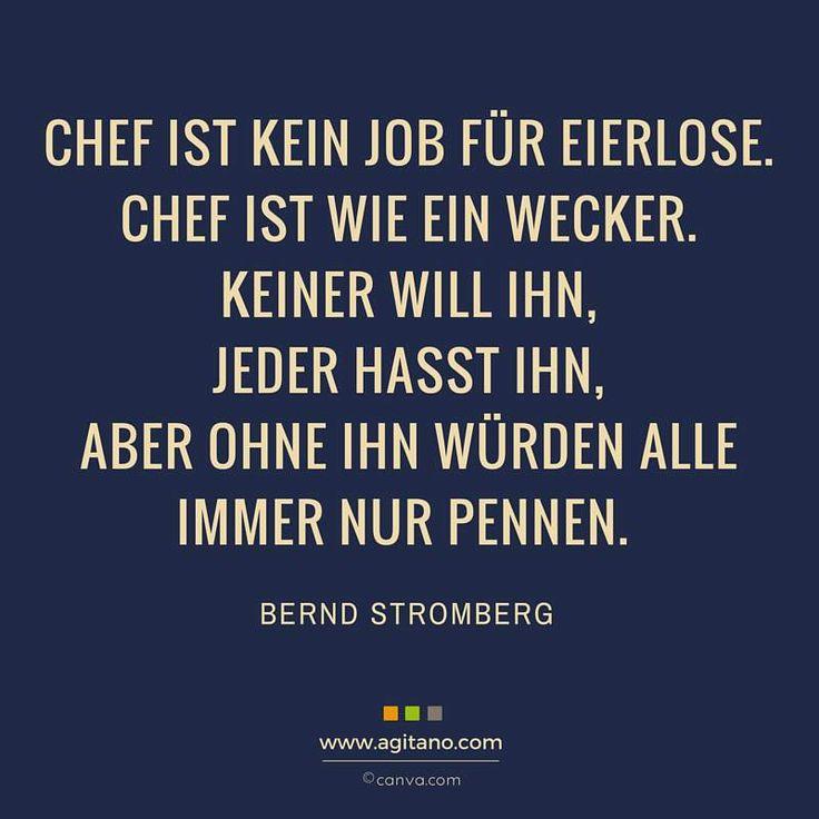#chef #büro #arbeit #stromberg #zitate