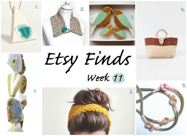 Etsy Finds Of The Week #5