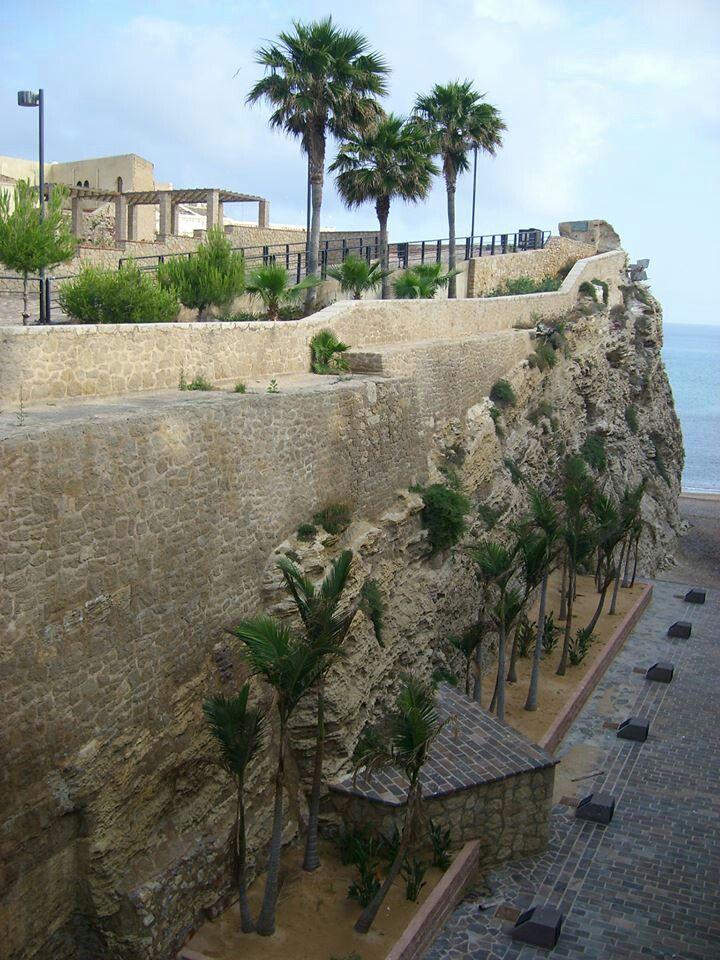 Alcazaba, Melilla, España