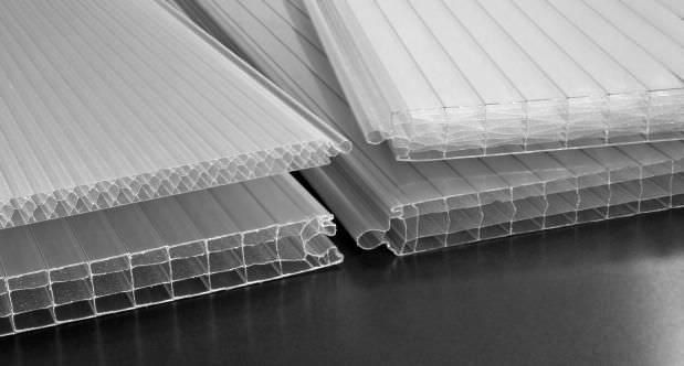 Polycarbonat-Platte / Stegplatten / für Platten MODULIT®  KOSCON INDUSTRIAL SA