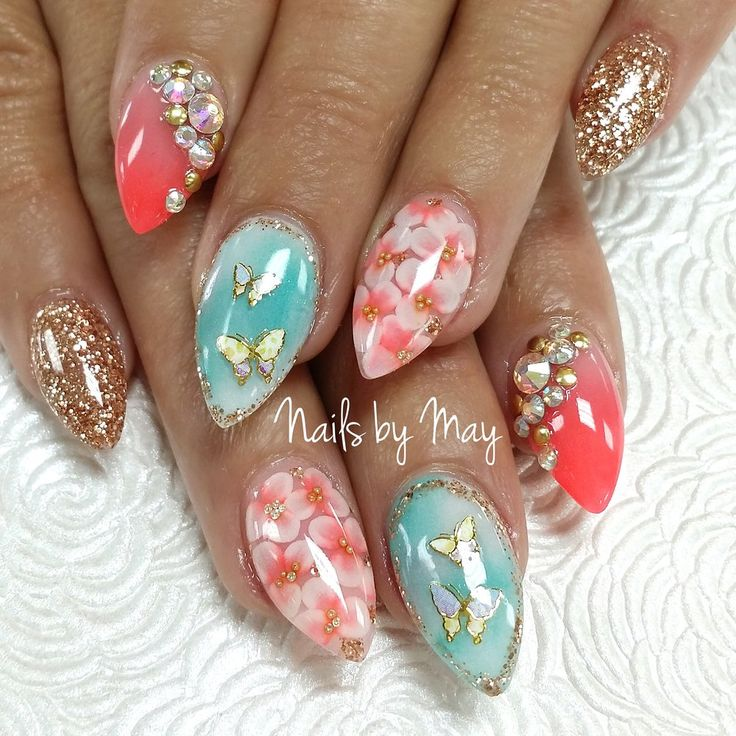 Best 25 encapsulated nails ideas on pinterest acrylic nails 3d encapsulated nails google search prinsesfo Gallery