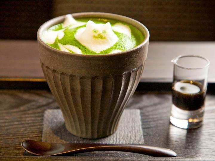 京都・ 烏丸御池「茶寮 翠泉」の抹茶の味わいを生かした和洋のスイーツが美味しい♪   ことりっぷ