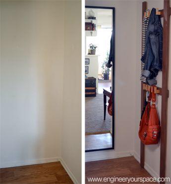 Hometalk   Small Entryway Makeover