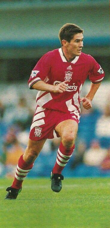 Nigel Clough of Liverpool in 1994.