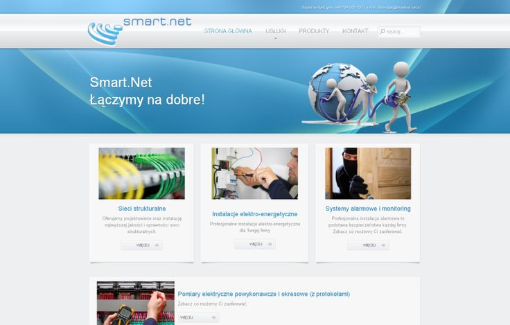 website - http://smartnet.net.pl