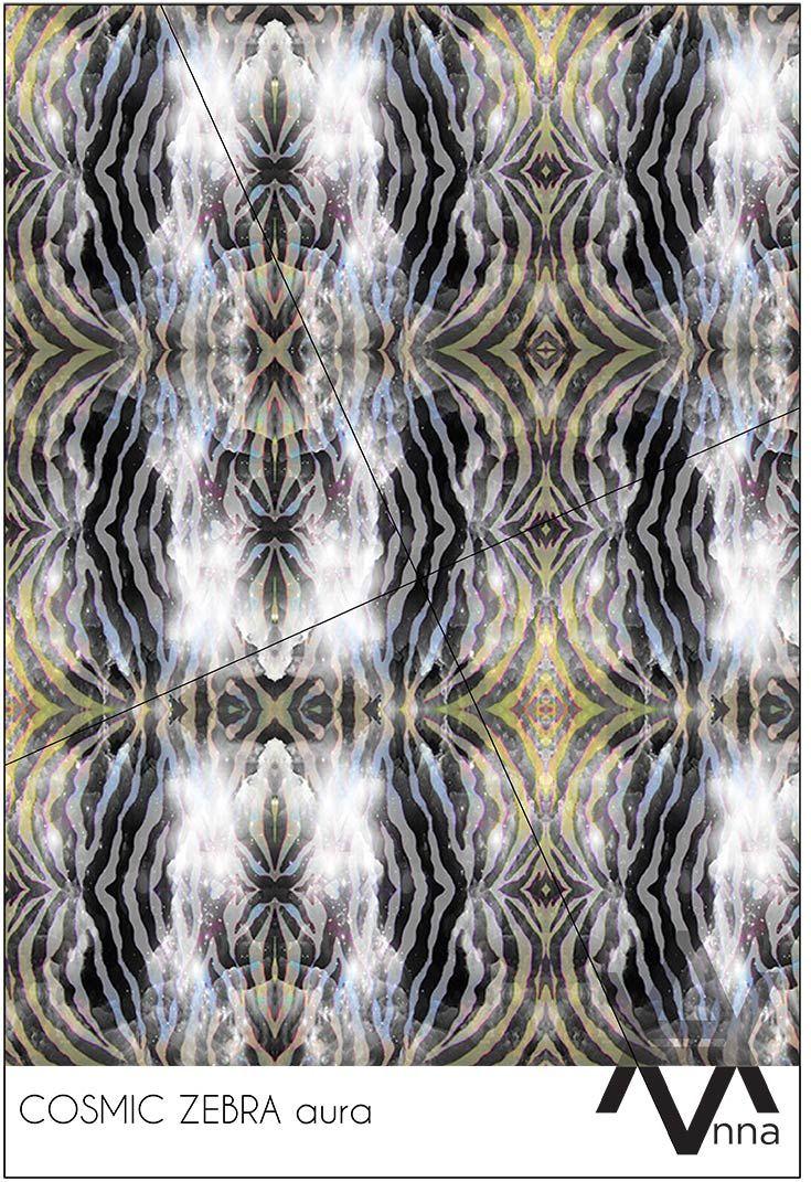 COSMIC ZEBRA aura