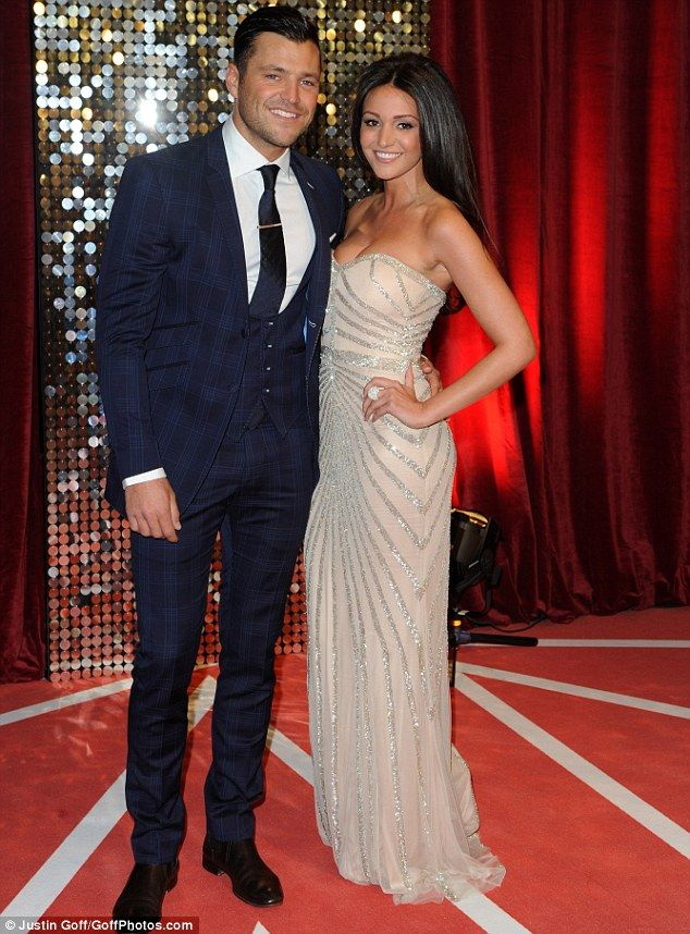 Michelle Keegan and Mark Wright, possibly the best looking couple ever! Love them!