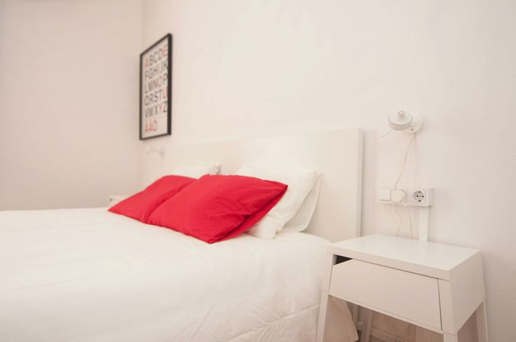 dormitorio rojo #proyectopelayo - iloftyou