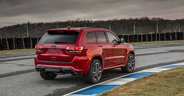 2020 Jeep Grand Cherokee Trackhawk 0 60 Jeep Grand Cherokee