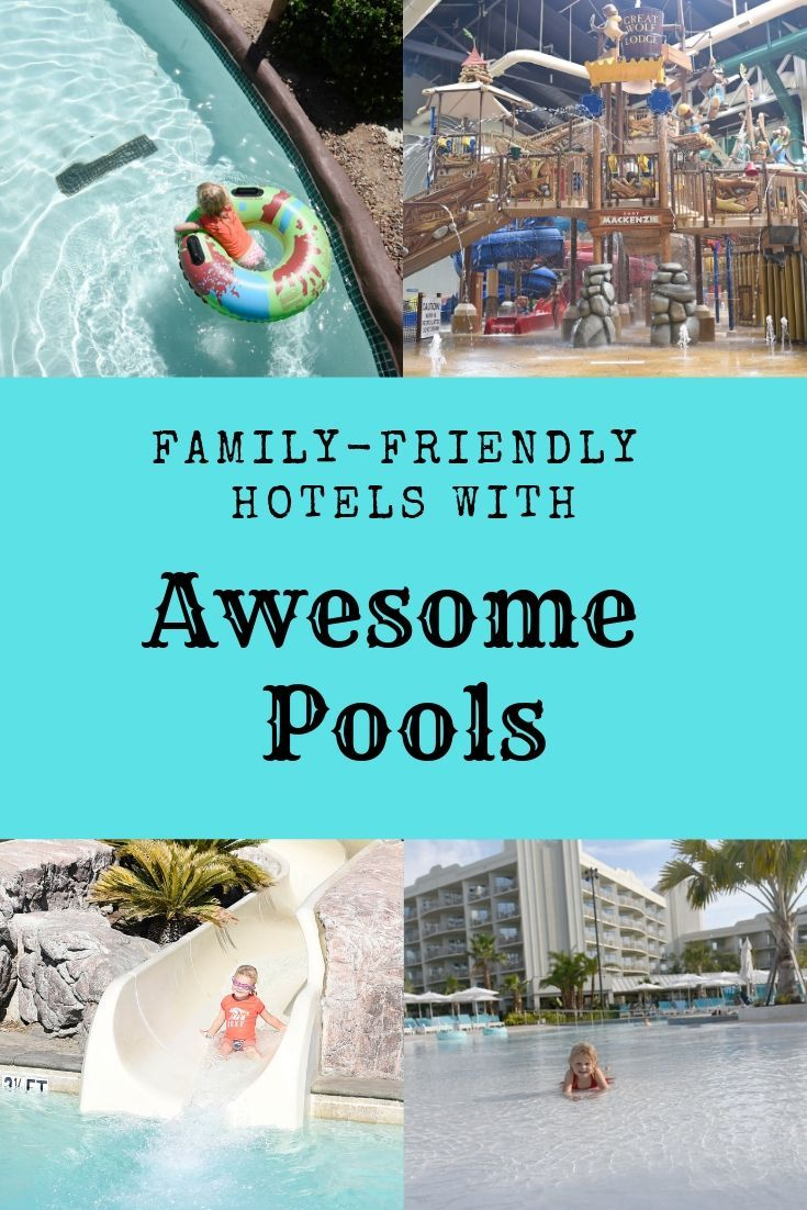 Family Friendly Hotels With Awesome Pools Viagem Hotel Hospedes