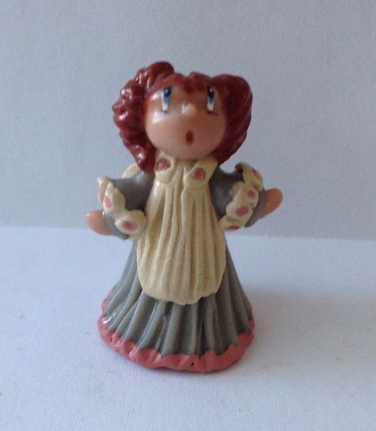 "Cher - 1 1/4"" clay figurine"