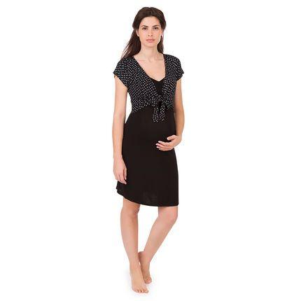 Chemise de nuit de grossesse et d'allaitement  Additional