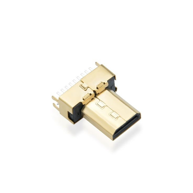 male type d micro hdmi connector free samplesHDMI(High-Definition Multimedia Interface) is aproprietaryaudio/video interface for transferringuncompressed videodata and compressed or uncompresseddigital audiodata from an HDMI-compliant source device, such as adisplay controller, to a compatiblecomputer monitor,video projector,digital television, ordigital audiodevice. It is a digital replacement foranalog videostandards.History of