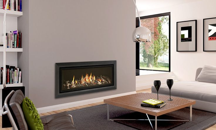 Outside fireplaces by Urban Fires UK & Ireland | Gas fires for chimneys