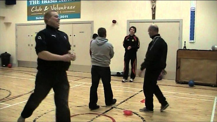 "Antrim GAA: ""All Skilled Up"" workshop for U8 coaches: Passing"
