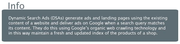 Dynamic Search Ads – helpful or a pain in the neck?