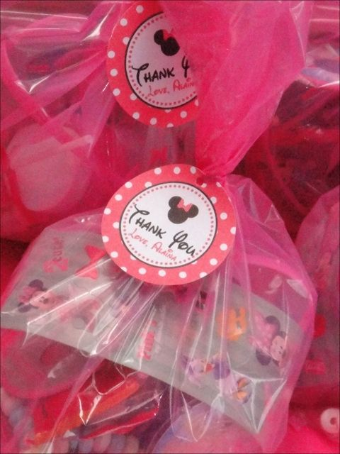 "Photo 1 of 24: Minnie Mouse and Zebra Print / Birthday ""Alaina's Zebra & Pink Minnie Mouse 1st Birthday"" 