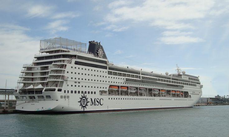 MSC Sinfonia - MSC Sinfonia - Gallery - Shipfriends