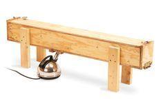 Simple Steam Box - Popular Woodworking Magazine