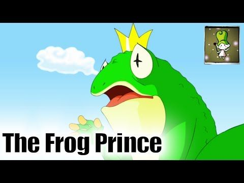 ▶ The Frog Prince -Bedtime Story Animation | Best Children Classics HD - YouTube