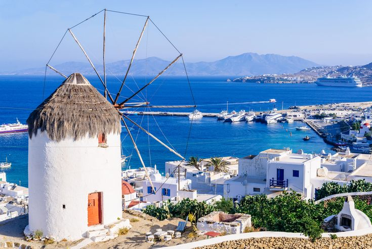 The myth and magic of Mykonos | Travel at 60