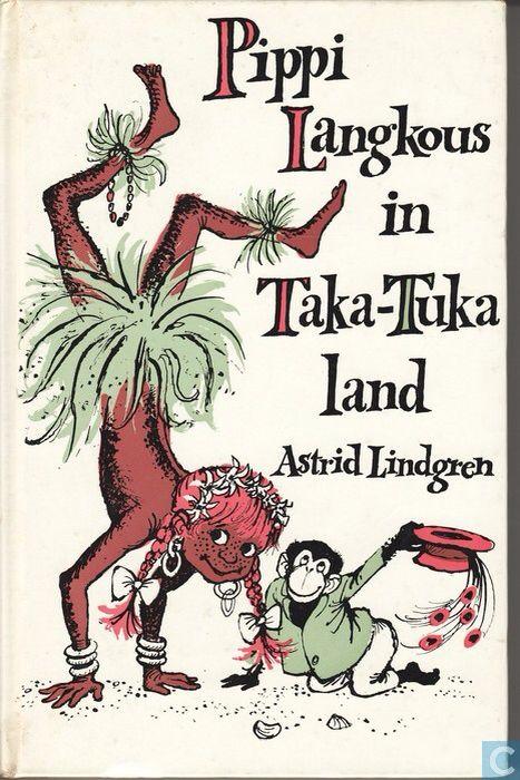 Pippi in Taka-Tuka land