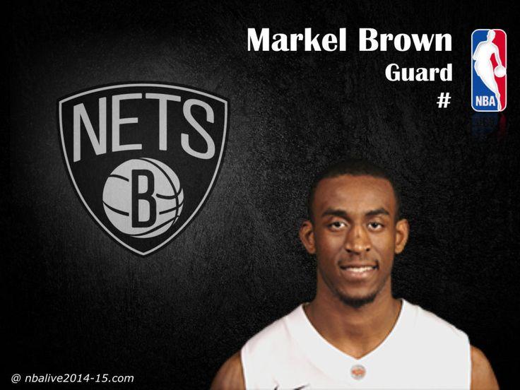 Markel Brown - Brooklyn Nets - 2014-15 Player