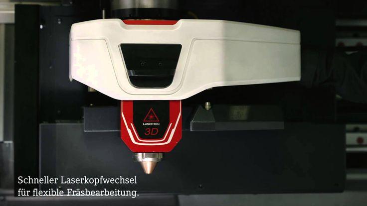 Metal laser 3D printer