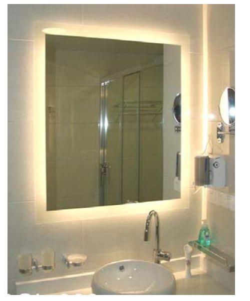 Bathroom Mirrors Toronto 40 best mirrors images on pinterest | led mirror, backlit mirror