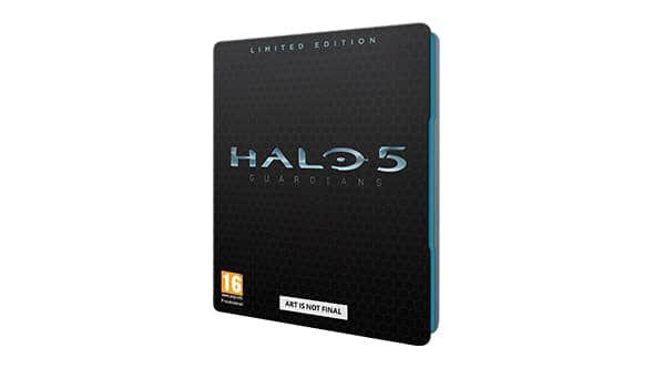 on aime Halo 5: Guardians Édition limitée pour Xbox One