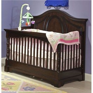 Savannah Convertible Crib And Luxury Baby Cribs In Baby Furniture