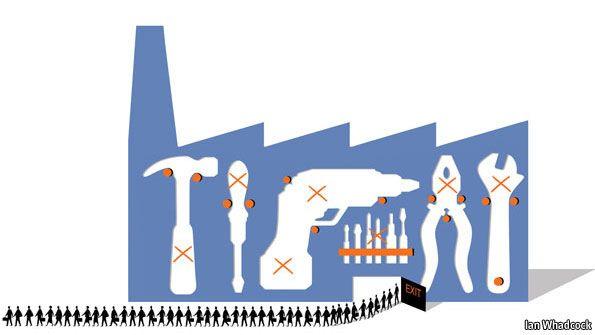 A third industrial revolution | The Economist