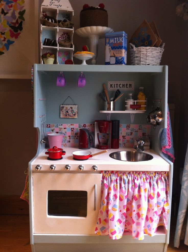Diy Wooden Play Kitchen 54 best diy play kitchen images on pinterest | play kitchens