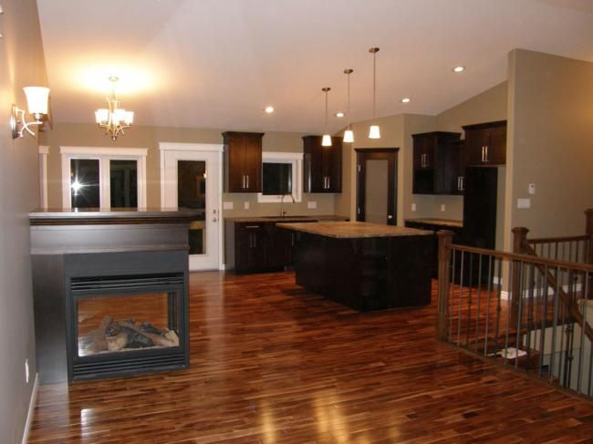 3 Sided Fireplace Ideas Part - 39: Modern 3 Sided Fireplace - Google Search