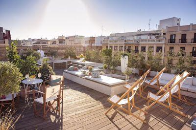 Portal de Diseño y Decoración: Med Rooftops, las terrazas urbanas de Gin Mare, re...