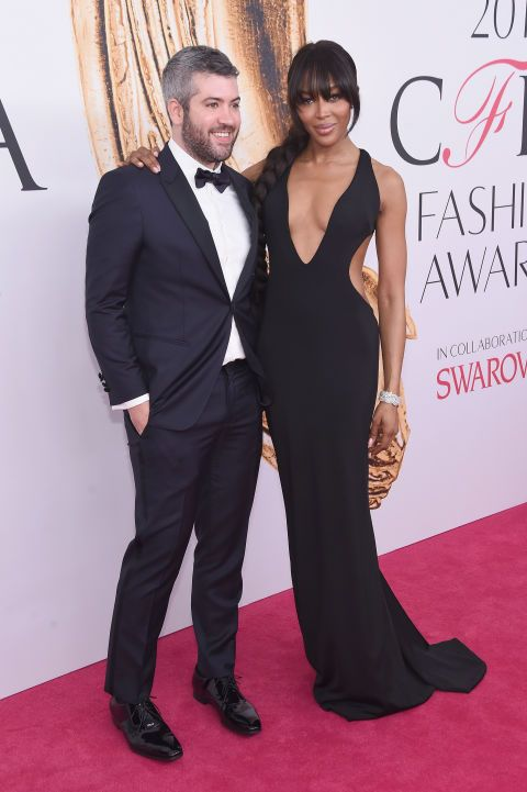 Best Red Carpet Looks From CFDA Fashion Awards 2016 - Celebrity CFDA Award Dresses