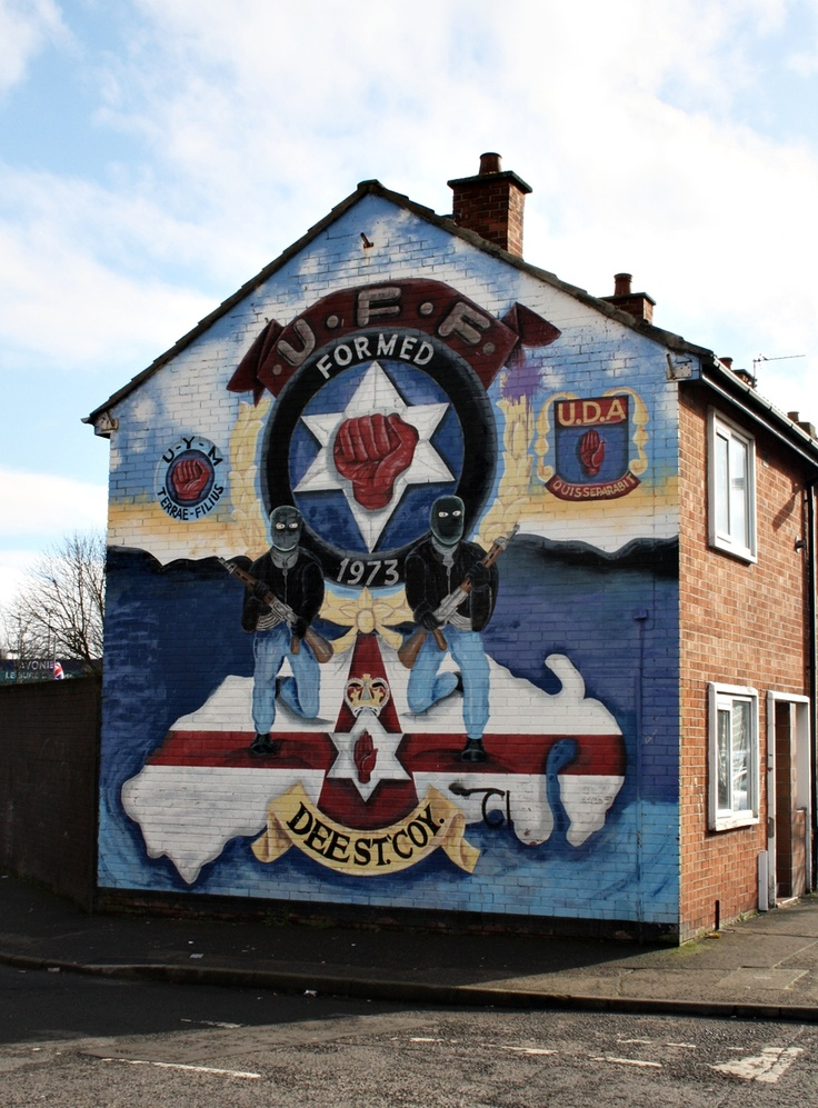1000 images about street art on pinterest irish for Mural in belfast