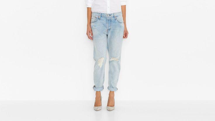 501 CT Jeans for Women | Old Favorite | Jeans | Damen | Levi's | Germany