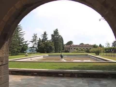 Tuin Villa Ottolenghi  It