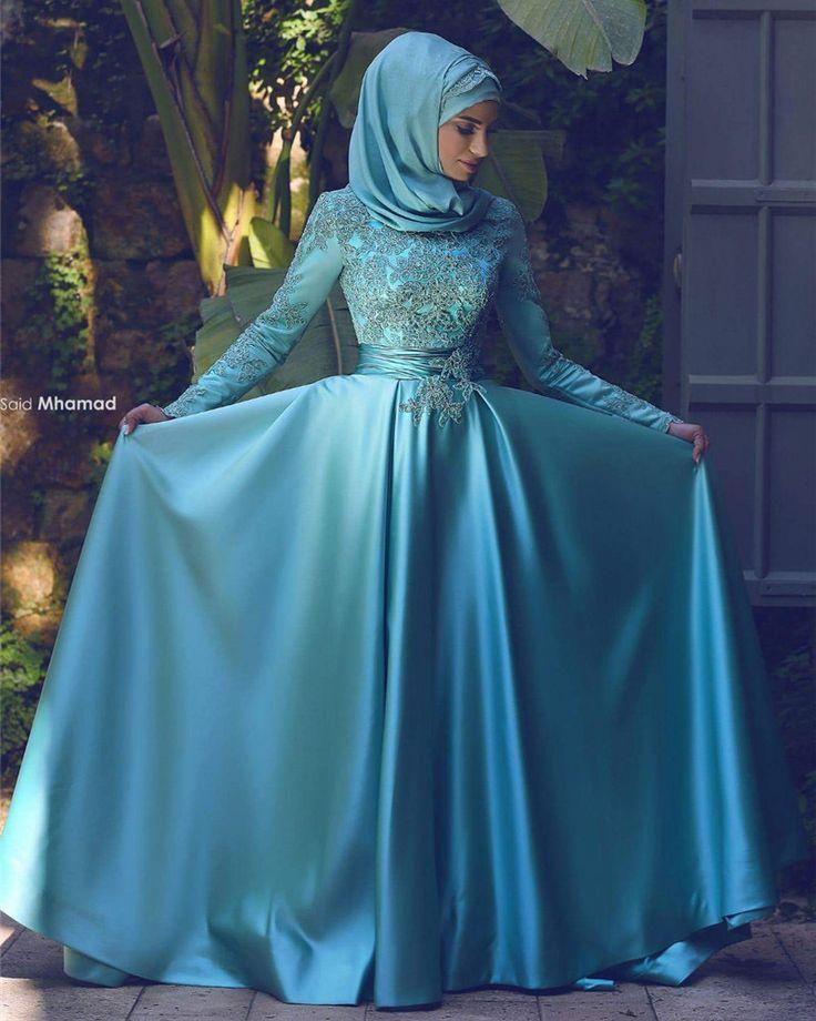 Mariam's engagement dress