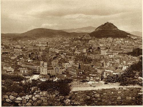 Αθήνα 1920 / Athens, 1920