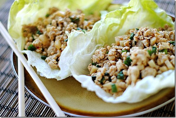 Oh YUM: Changs Lettuce, Lettuce Cups, Fun Recipes, Asian Lettuce Wraps, Inspired Asian, Food, Healthy Recipe