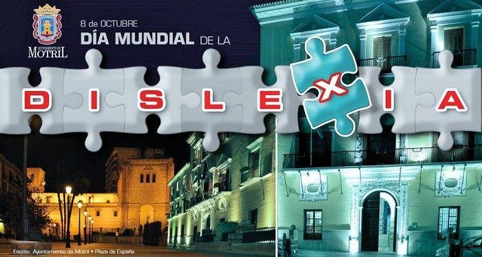 Motril Conmemora El Día De La Dislexia Iluminando De Azul Los Edificios Del Ayuntamiento Y Cdt Ayuntamiento Edificios Mundial De