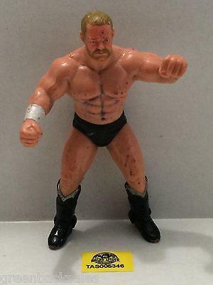 (TAS005346) - WWE WWF WCW nWo Wrestling Galoob Action Figure - Barry Windham