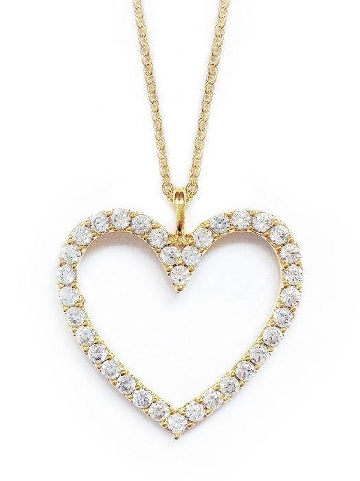 """Halskette """"Crystal Heart"""""""