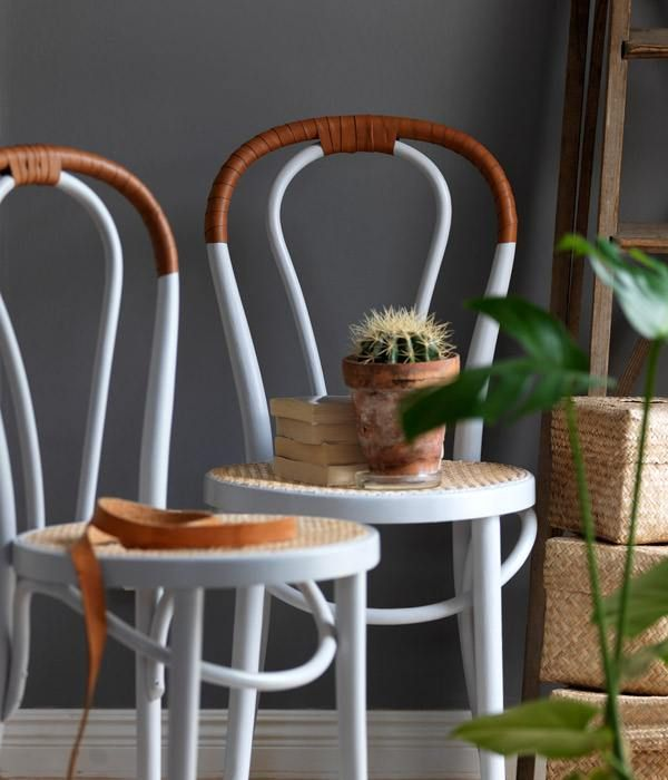 Steg för steg guide: Så uppdaterar du Öglan stolen med läder