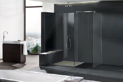 Homeplaza - Bodenebene Duschplatzlösungen bieten Vorteile für jede Generation - Designstark, komfortabel und sicher