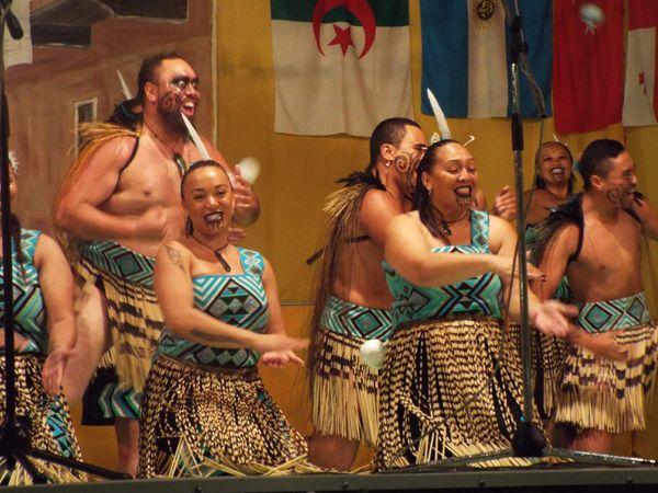 Cunardo: il Festival del Folklore - I Maori #varese #cunardo