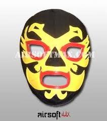 Mascaras de luchadores Mexicanos